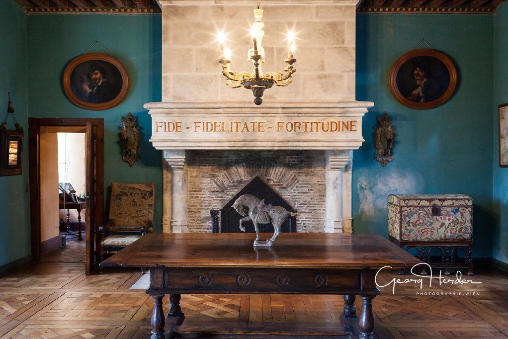 Chateau La Roche Courbon