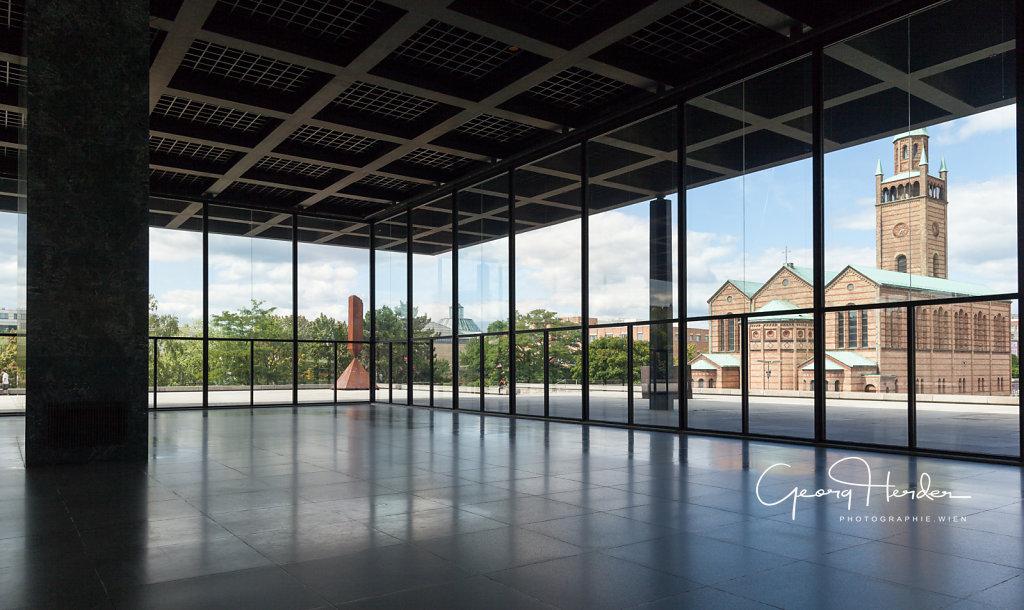 Neue Nationalgaleire Berlin