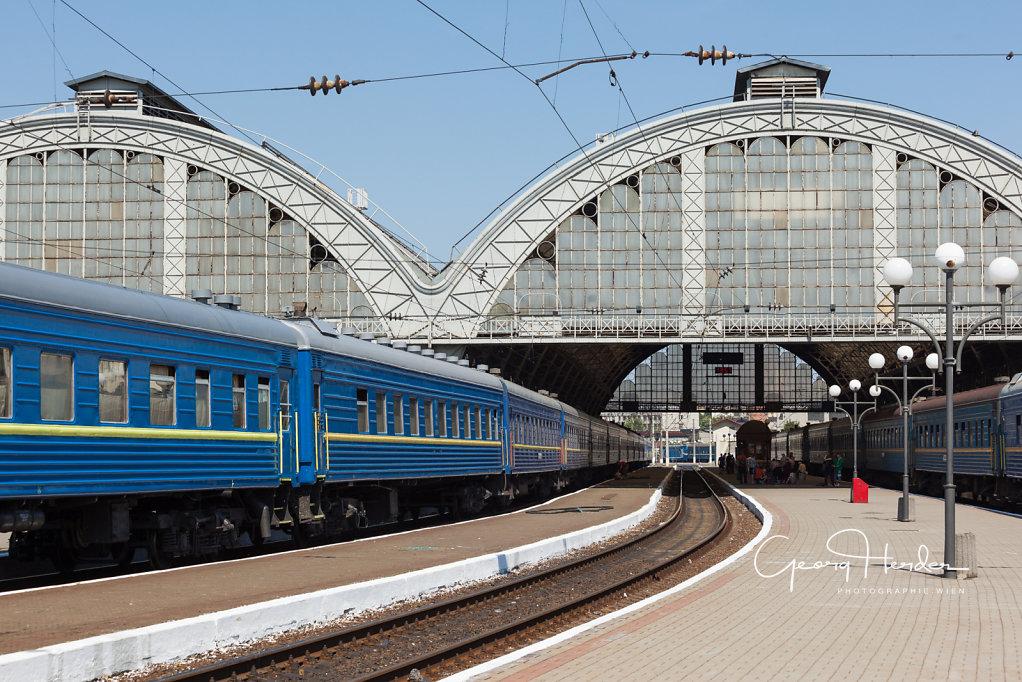 Lemberger Hauptbahnhof