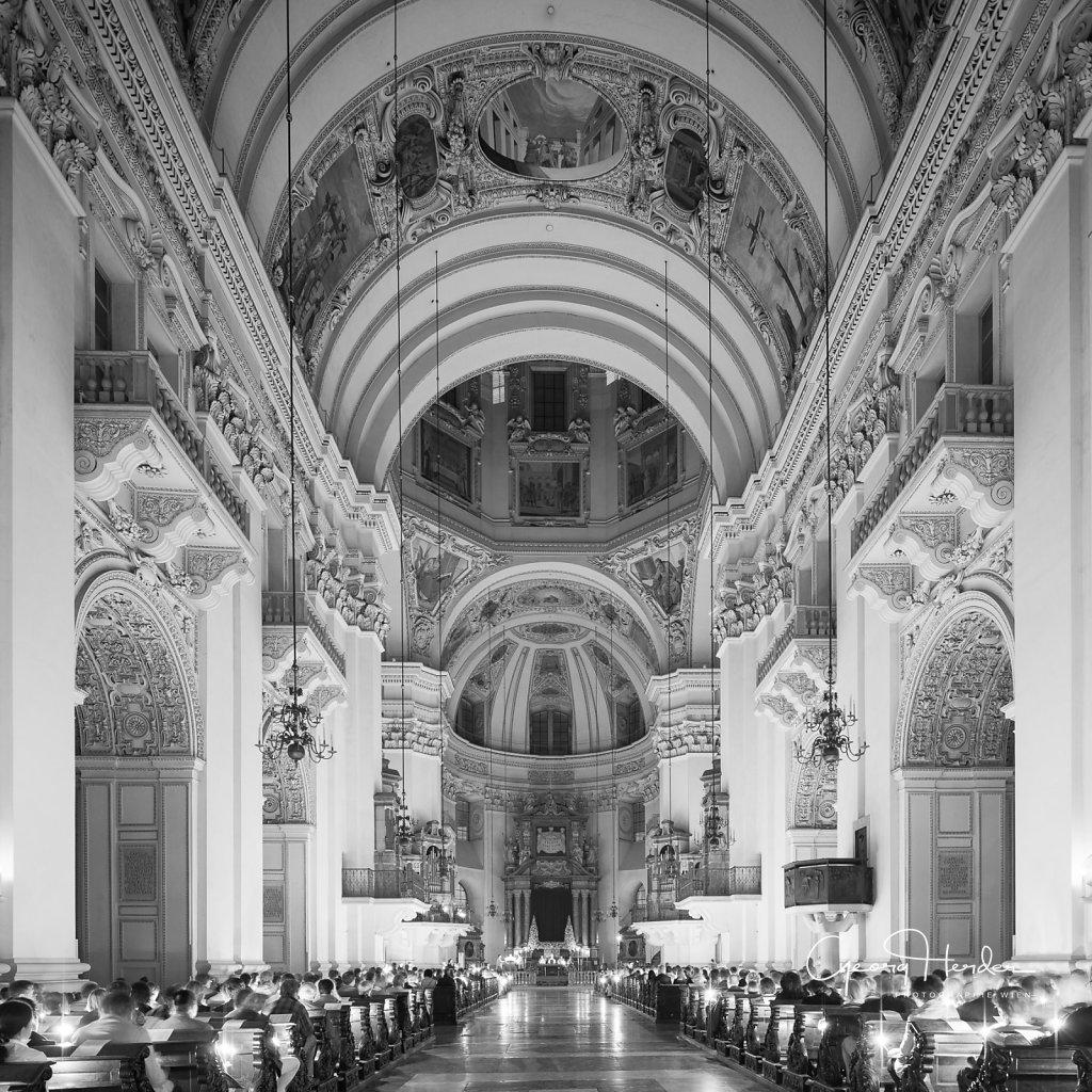 Salzburger Dom - Ostermette