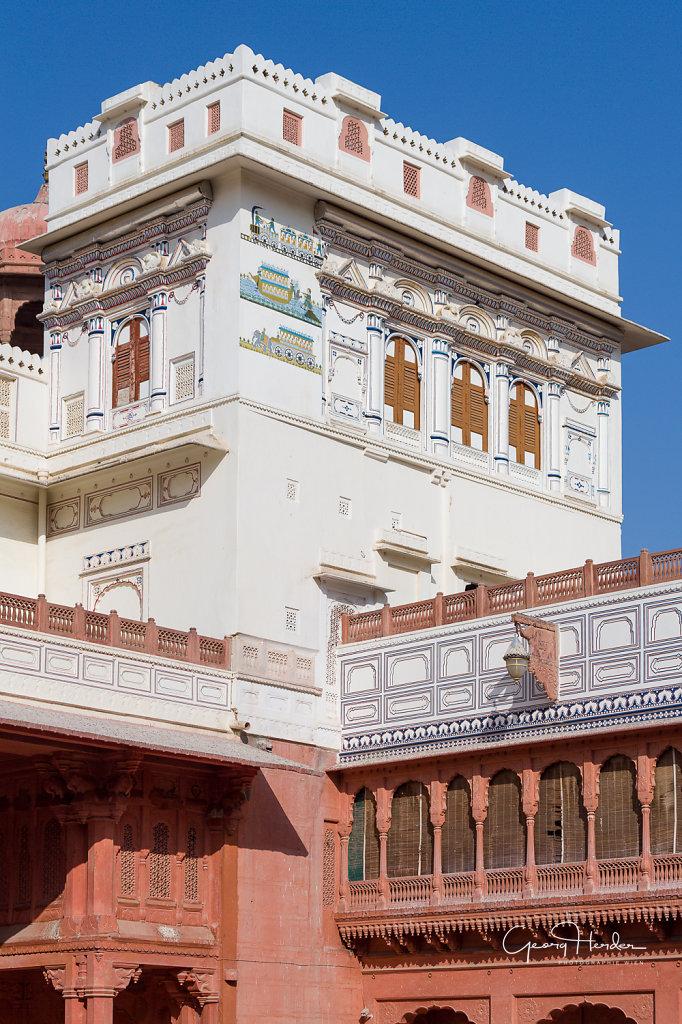 Junagarh Fort - Bikaner