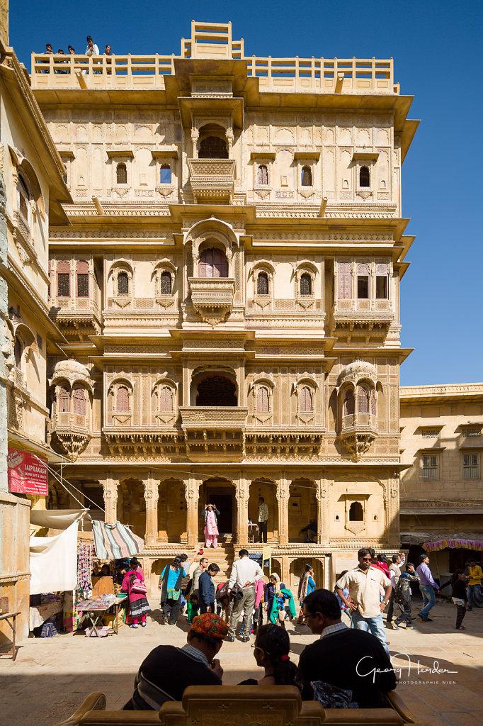 Haveli - Jaisalmer