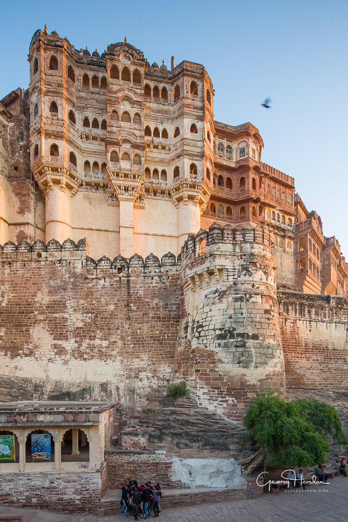 Mehrangarh Fort - Jodhpur