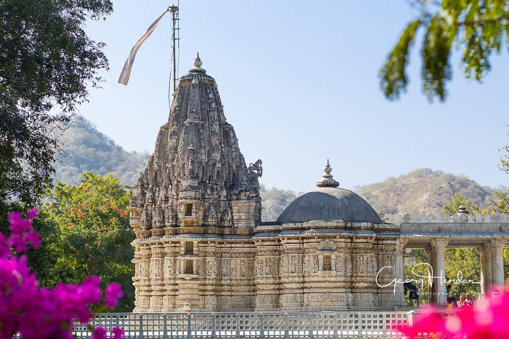 Jain tempel - Ranakpur