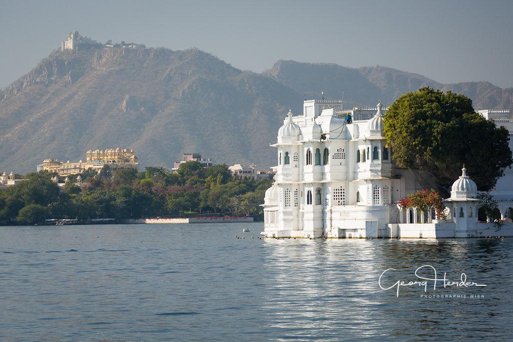 Lake Palace - Udaipur
