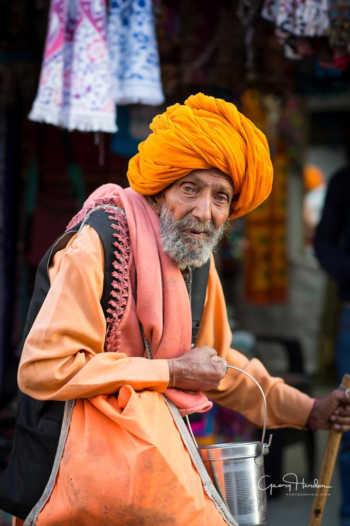 monk - Pushkar