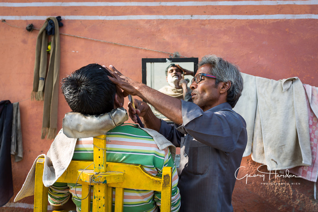barber shop - Jaipur