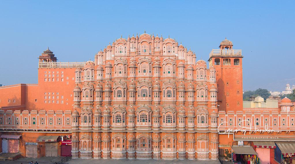 Hawa Mahal palace of winds